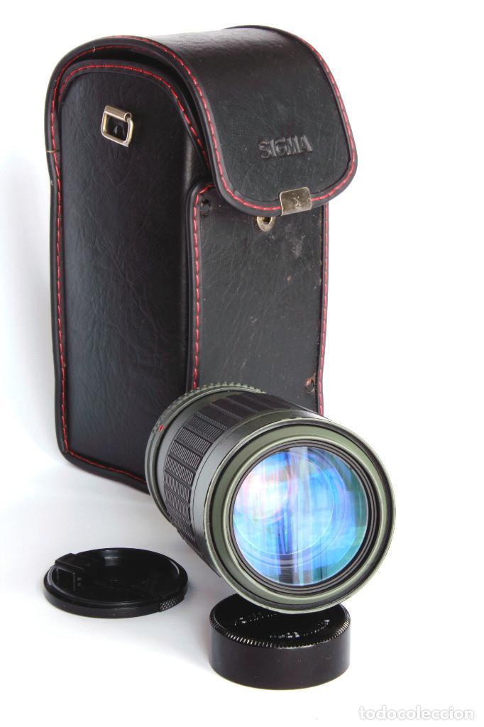 Cámara de fotos: SIGMA APO ZOOM MULTI COATED 1:3.5-4.5 f 70-210mm MINOLTA. Para SONY Alpha - Foto 2 - 209709995