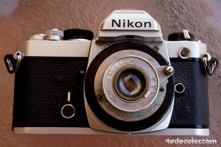 Cámara de fotos: Anillo adaptador para hacer macro montura Nikon - Foto 3 - 209877885