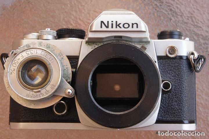 Cámara de fotos: Anillo adaptador para hacer macro montura Nikon - Foto 4 - 209877885