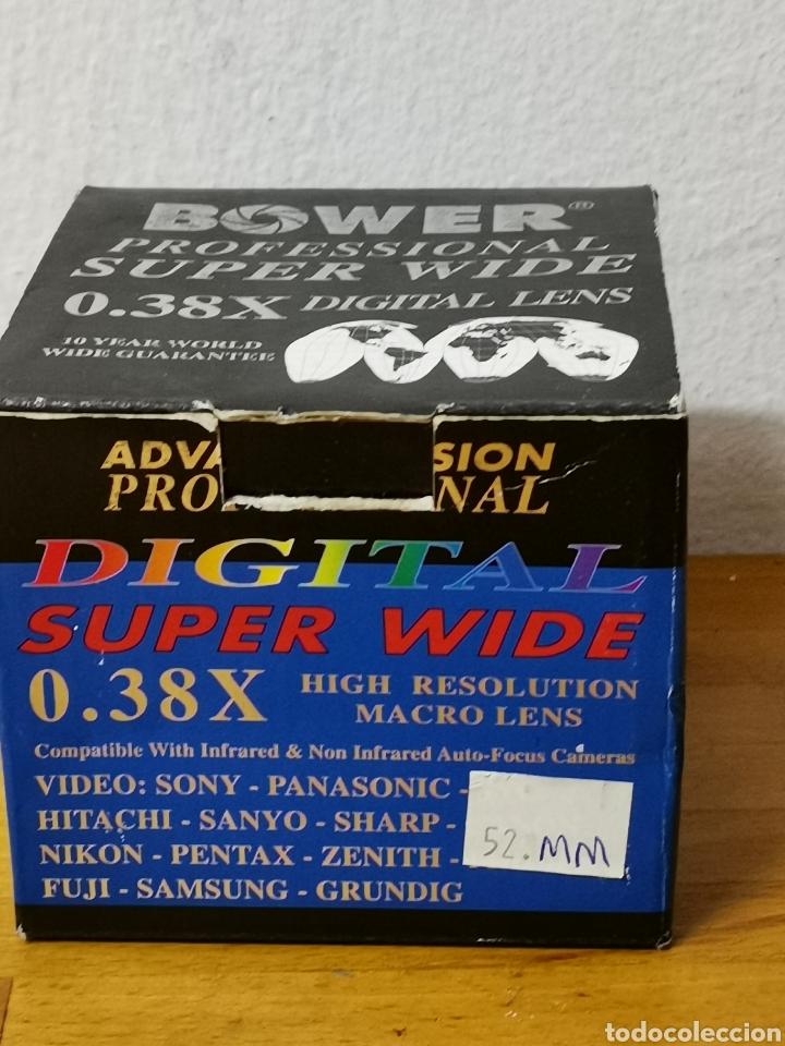 Cámara de fotos: Macro Bower lente Digital, súper Wide 0.38X.alta resolución - Foto 5 - 211420671