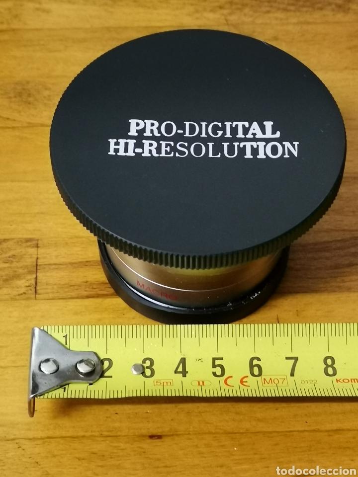 Cámara de fotos: Macro Bower lente Digital, súper Wide 0.38X.alta resolución - Foto 6 - 211420671