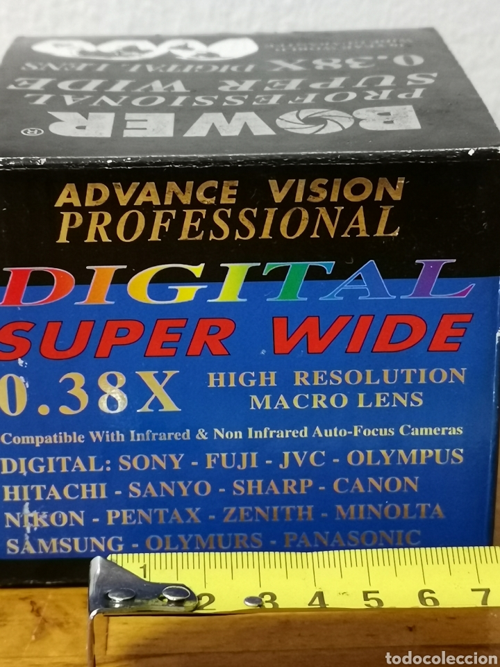 Cámara de fotos: Macro Bower lente Digital, súper Wide 0.38X.alta resolución - Foto 20 - 211420671