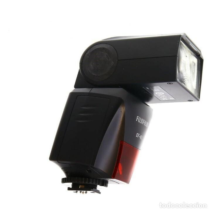Cámara de fotos: Flash Fujifilm EF 42.NUEVO EN CAJA, Resto de tienda. - Foto 2 - 211796776