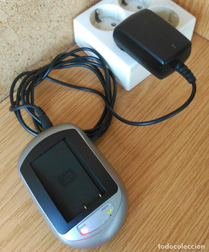 Cámara de fotos: cargador de batería NIKON tipo EN-EL9 - Foto 4 - 211862545