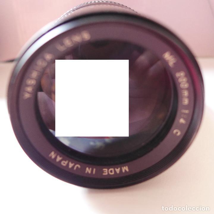 Cámara de fotos: OBJETIVO YASHICA 200MM - Foto 2 - 212505531