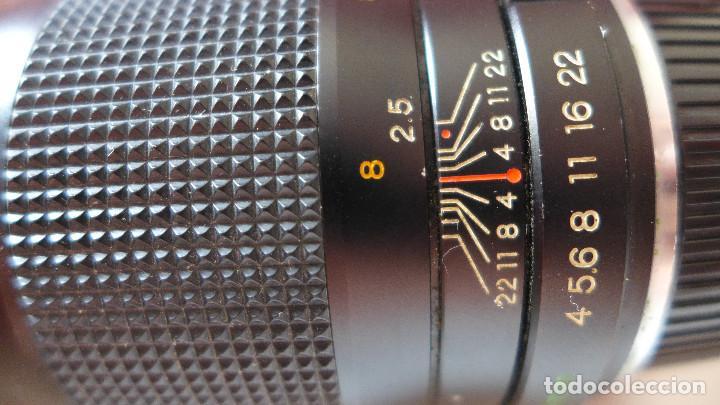 Cámara de fotos: OBJETIVO YASHICA 200MM - Foto 7 - 212505531