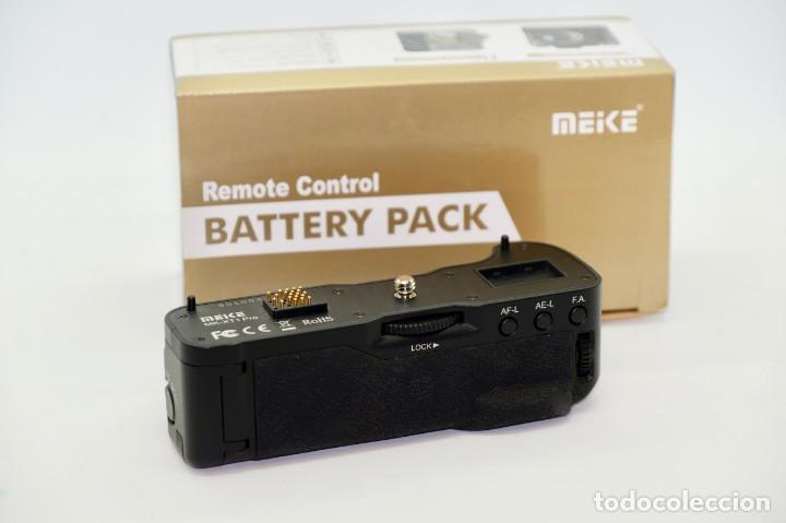 Cámara de fotos: Battery Grip Meike para Fujifilm X-T1 - Foto 2 - 212587942