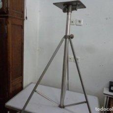 Fotocamere: MUY ANTIGUO DE PRINCIPIOS DE 1900, TRIPODE DE CAMARAS, PROYECTORES...COMPLETO BUEN ESTADO CON MARCA. Lote 212624778
