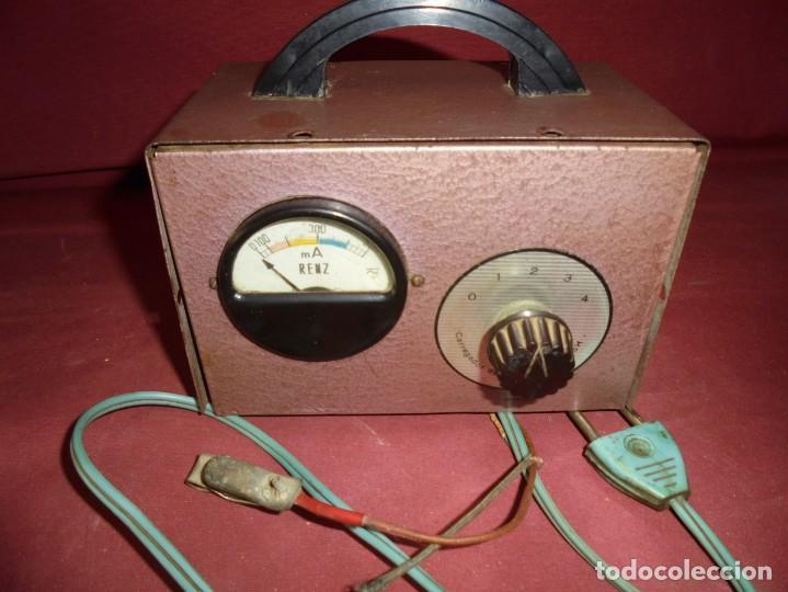Cámara de fotos: magnifico antiguo cargador de bateria de flahs,de la marca OHM - Foto 2 - 213458386