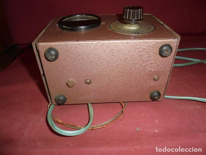 Cámara de fotos: magnifico antiguo cargador de bateria de flahs,de la marca OHM - Foto 9 - 213458386