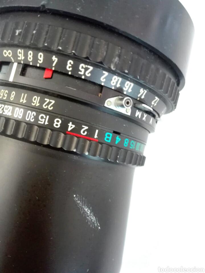 Cámara de fotos: Objetivo Distagon 50mm f/4 Hasselblad - Foto 2 - 211642189