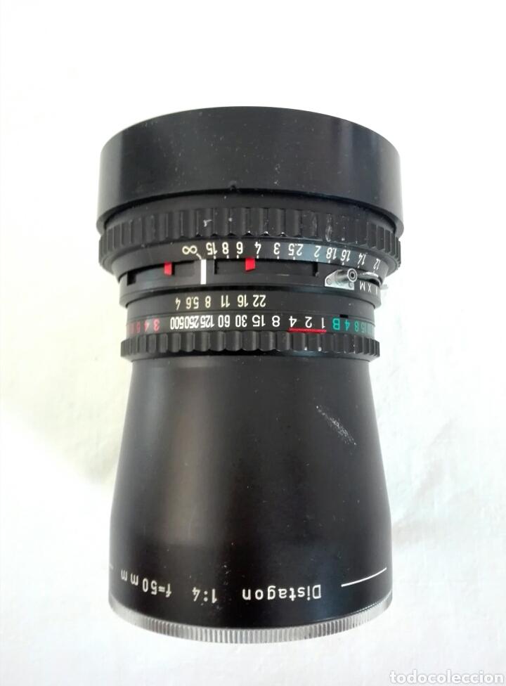 Cámara de fotos: Objetivo Distagon 50mm f/4 Hasselblad - Foto 3 - 211642189