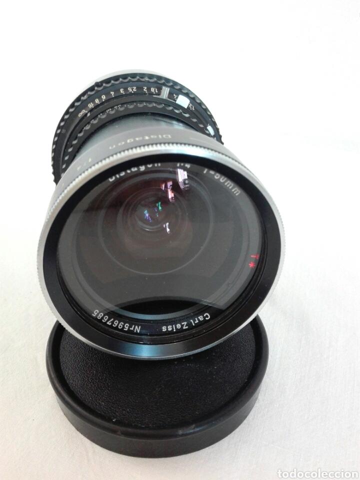 Cámara de fotos: Objetivo Distagon 50mm f/4 Hasselblad - Foto 5 - 211642189