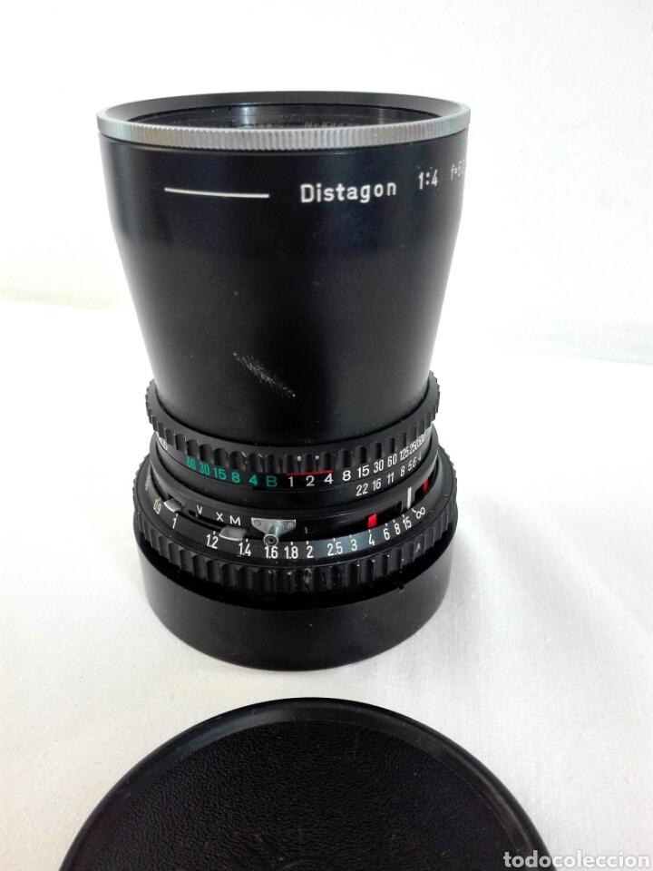 OBJETIVO DISTAGON 50MM F/4 HASSELBLAD (Cámaras Fotográficas Antiguas - Objetivos y Complementos )