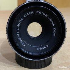 Cámara de fotos: CARL ZEISS 50MM 2.8 MONTURA M42. Lote 215104657