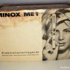 Cámara de fotos: FLASH MINOX ME 1 - REF. 300. Lote 217367482
