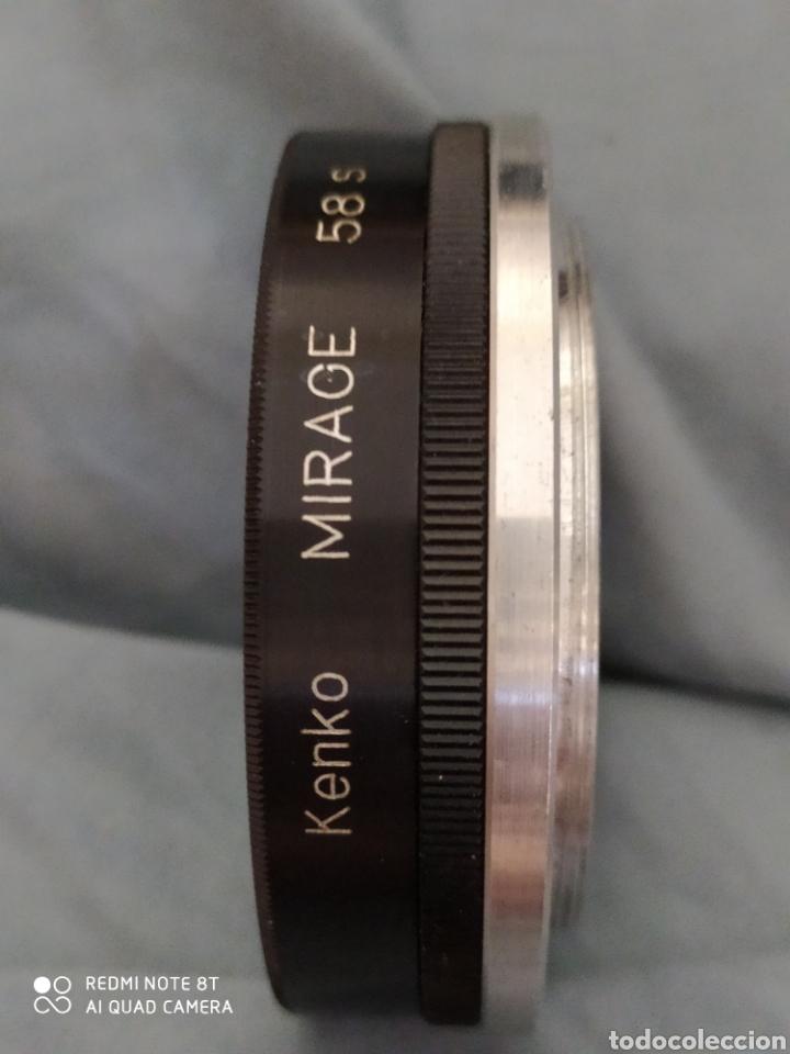 Cámara de fotos: Filtro Kenko Mirage 58 s. Rosca de 48 mm. - Foto 5 - 217620748