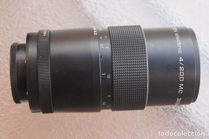 Cámara de fotos: Pentacon 200 mm.Rosca M42 Praktica BC - Foto 2 - 217893325