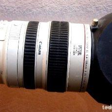 Cámara de fotos: CANON IS USM ZOOM VIDEO 20 X. 20 AUMENTOS, COMO NUEVO.. Lote 218107626