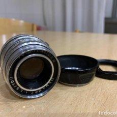 Cámara de fotos: VOIGTLANDER DYNARET 100MM F4.8 VITESSA T. Lote 218654196