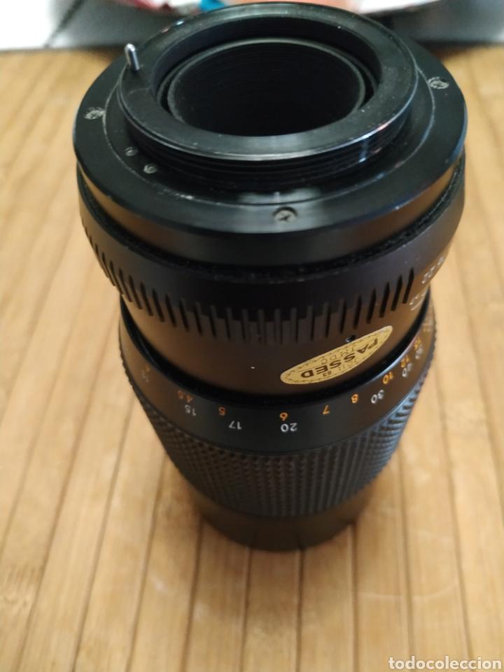 Cámara de fotos: Auto chinon 200mm f 3.5 - Foto 2 - 219207802
