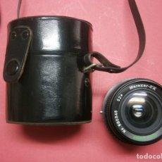 Cámara de fotos: OBJETIVO FD CÁMARA 28MM MAREXAR-CX FD 1:2.8. Lote 219323580
