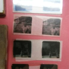 Cámara de fotos: PLACAS ESTEREOSCOPICAS 10.5X4.5. Lote 219328847