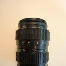 Cámara de fotos: ZOOM PENTAX-A 1:3.5-4'5 28-80 MM. LENTE SKY (IA) 58 MM.. Lote 220431997