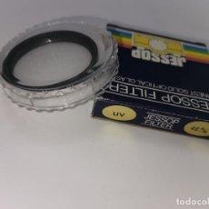 Cámara de fotos: FILTRO JESSOP FILTER UV 46MM MADE IN JAPAN A ESTRENAR. Lote 220780867