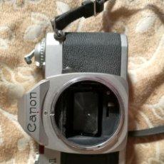 Cámara de fotos: CANON AV1. Lote 220848372