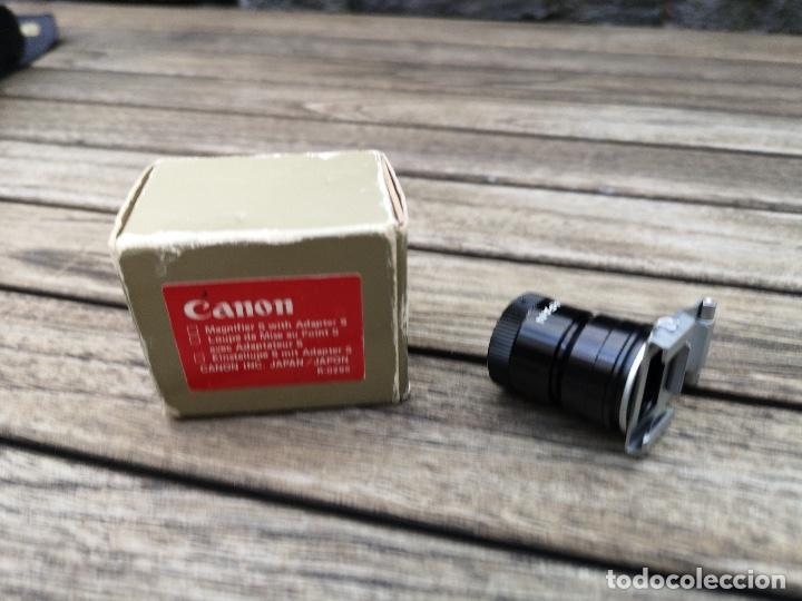 Cámara de fotos: CANON visor lupa para Cámaras serie A - Foto 2 - 221291602