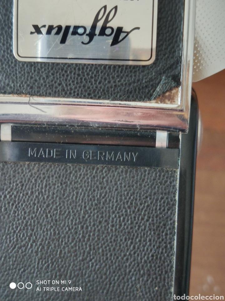 Cámara de fotos: FLASH AGFALUX, AGFA CAMERA WERK AG, GERMANY. - Foto 12 - 221340853