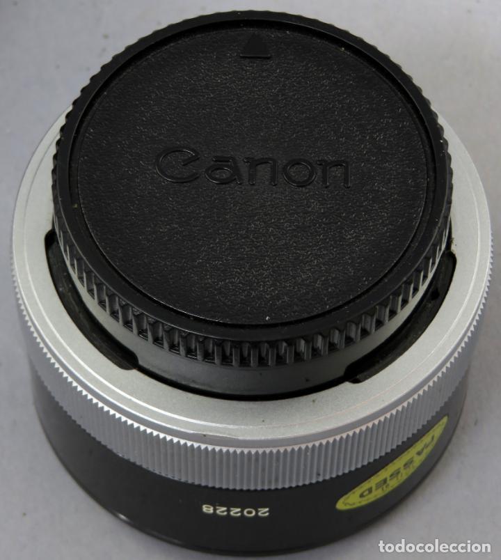 Cámara de fotos: Tubo de extensión de objetivo Extender FD 2x A Canon en su funda original - Foto 2 - 222015461