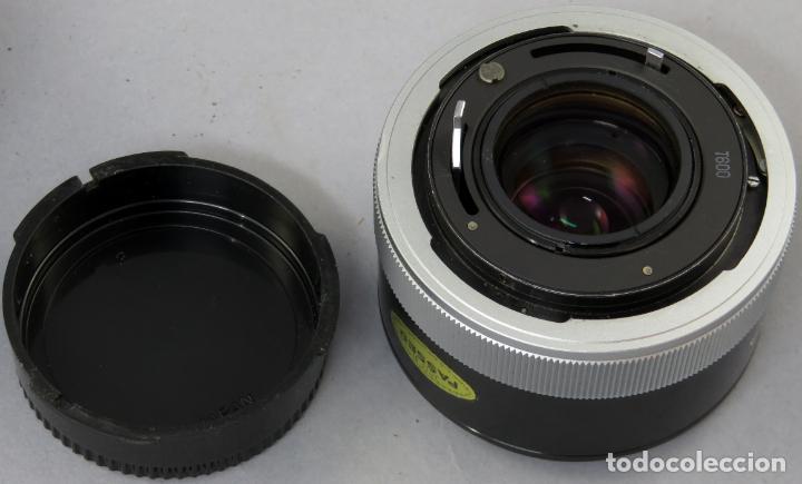 Cámara de fotos: Tubo de extensión de objetivo Extender FD 2x A Canon en su funda original - Foto 4 - 222015461
