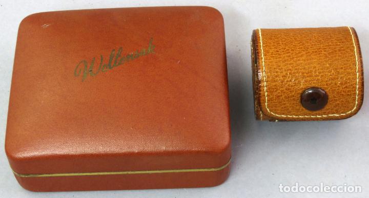 Cámara de fotos: Juego de lentes y flitros Wollensak Rochester Nueva York años 60 en su estuche original - Foto 7 - 222016695