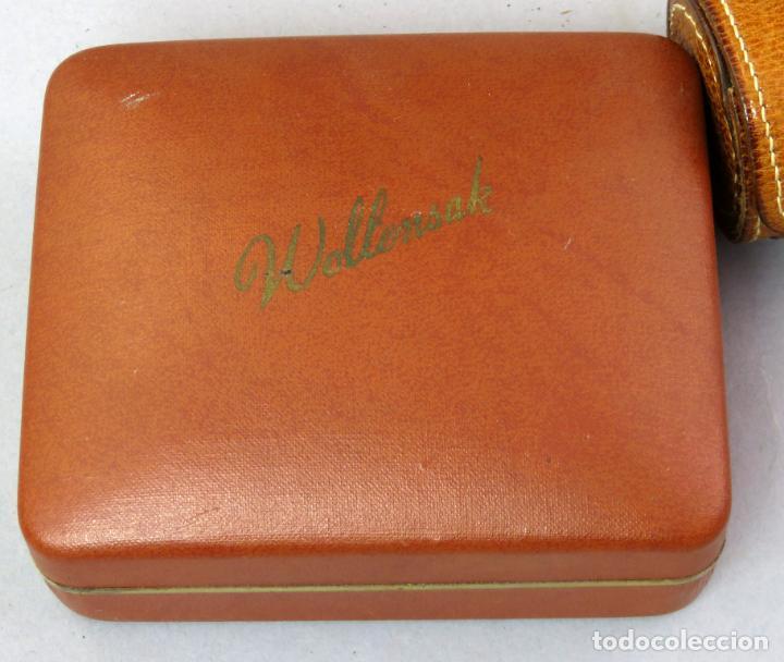 Cámara de fotos: Juego de lentes y flitros Wollensak Rochester Nueva York años 60 en su estuche original - Foto 8 - 222016695
