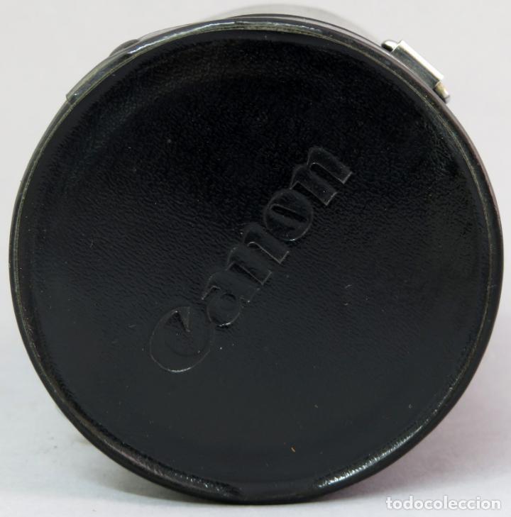 Cámara de fotos: Objetivo Canon Lens FD 200mm en su funda rígida original - Foto 12 - 222023483