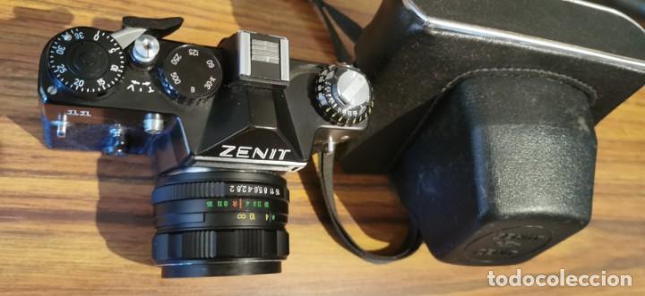 Cámara de fotos: Cámara Zenit 11 con objetivo 58 mm Helios 44M 4 - Foto 4 - 222307420