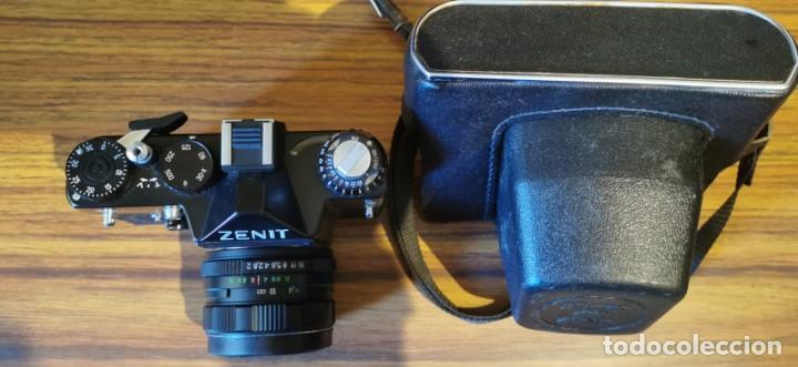 Cámara de fotos: Cámara Zenit 11 con objetivo 58 mm Helios 44M 4 - Foto 8 - 222307420