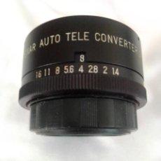 Cámara de fotos: TELE CONVERTIDOR TAMRON. Lote 222646040