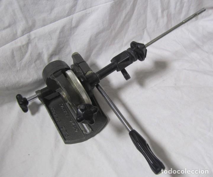 Cámara de fotos: Aparato mecánico de sujeción para fotografía, medidas angulares GITZO France - Foto 2 - 223629516