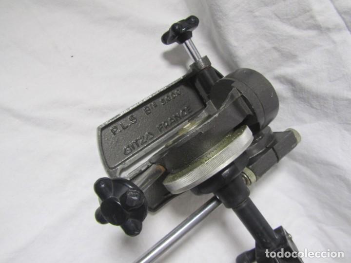 Cámara de fotos: Aparato mecánico de sujeción para fotografía, medidas angulares GITZO France - Foto 3 - 223629516
