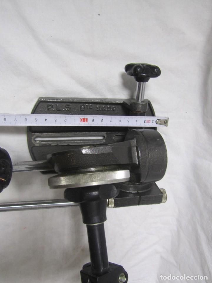 Cámara de fotos: Aparato mecánico de sujeción para fotografía, medidas angulares GITZO France - Foto 13 - 223629516