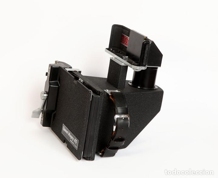 Cámara de fotos: NIKON RESPALDO Polaroid Speed Magny 45 Mikami Asanuma Japón para Nikon F - Foto 3 - 223641136