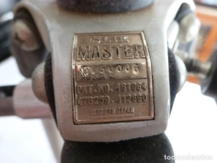 Cámara de fotos: TRIPODE SLIK MASTER (MADE IN JAPAN) TAL COMO SE VE EN LAS FOTOS - Foto 6 - 224620118