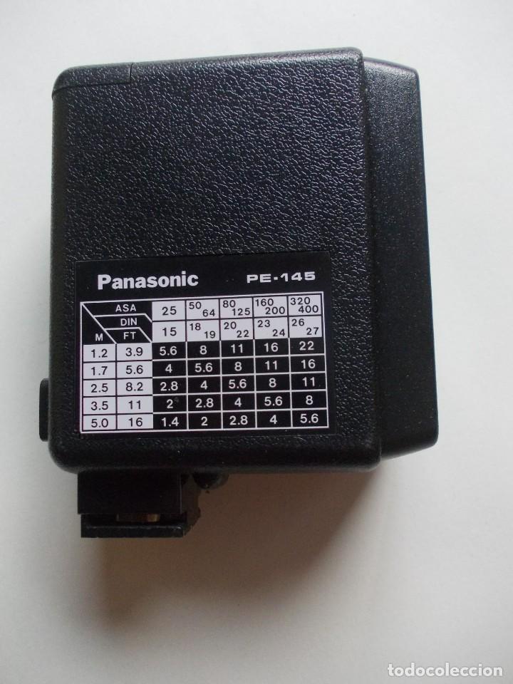 Cámara de fotos: unidad de Flash electrónico Panasonic PE - 145 sin usar - Foto 4 - 224819258