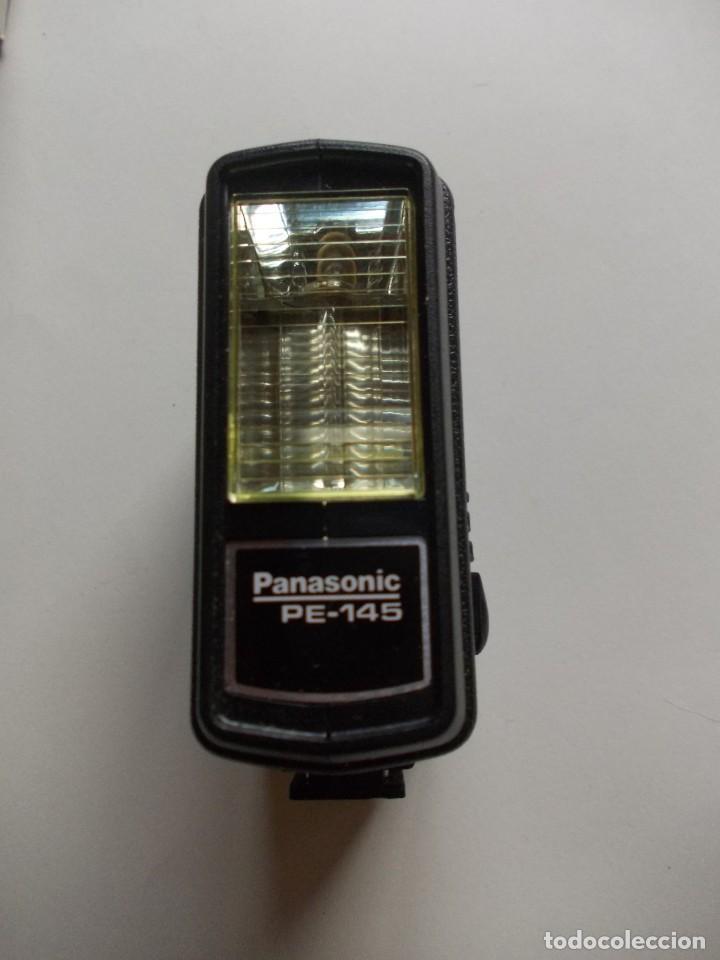 Cámara de fotos: unidad de Flash electrónico Panasonic PE - 145 sin usar - Foto 5 - 224819258