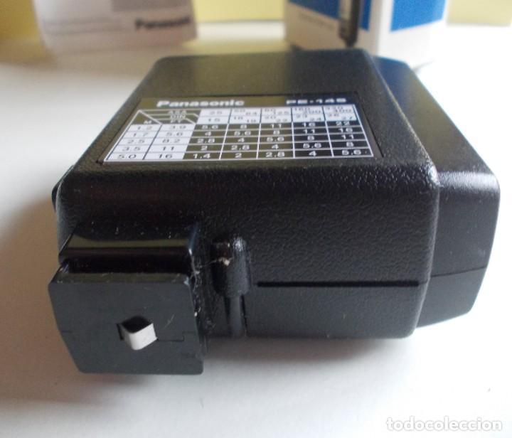 Cámara de fotos: unidad de Flash electrónico Panasonic PE - 145 sin usar - Foto 7 - 224819258