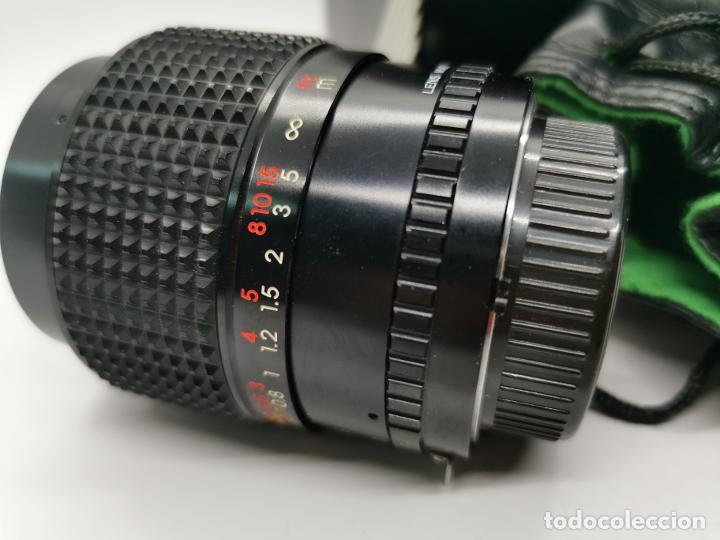 Cámara de fotos: Objetivo Centon 28-70mm f/3.5-4.5 para NIKON NUEVO A ESTRENAR - Foto 4 - 224903110