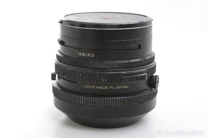 Cámara de fotos: Objetivo Mamiya-Sekor C 1:3,8 objetivo 127 mm, 77 mm diametro - Foto 3 - 224927197